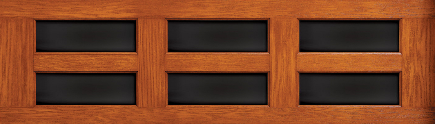 horizontal window panel